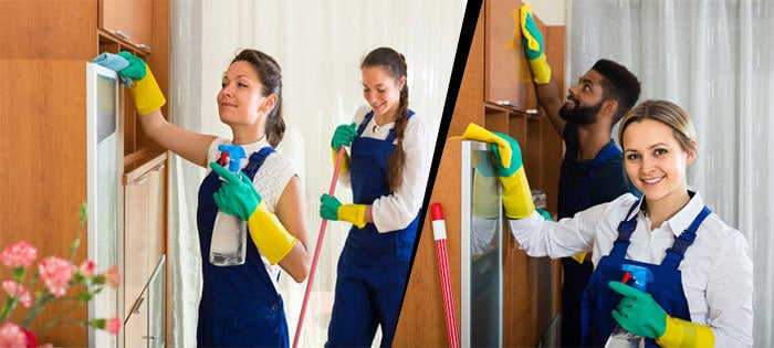 The Benefits Of Home Cleaning Using Environmental Friendly Products
